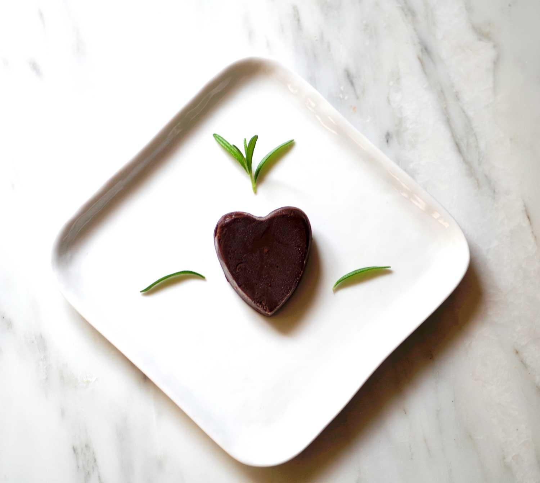 Vegan Truffles for Valentine's Day
