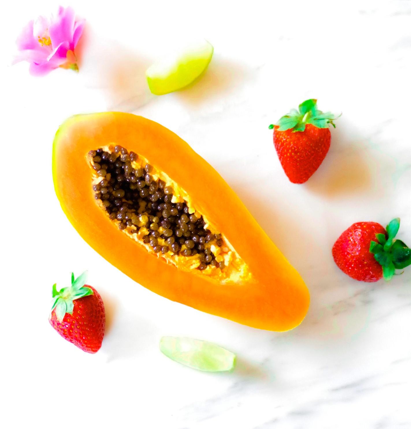 Beautiful papaya!