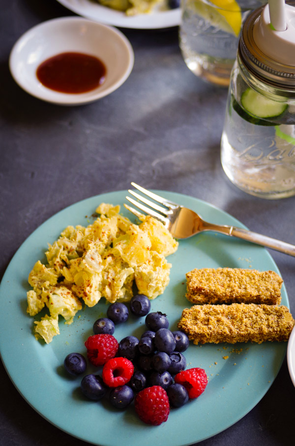 Kid food that parents will love.