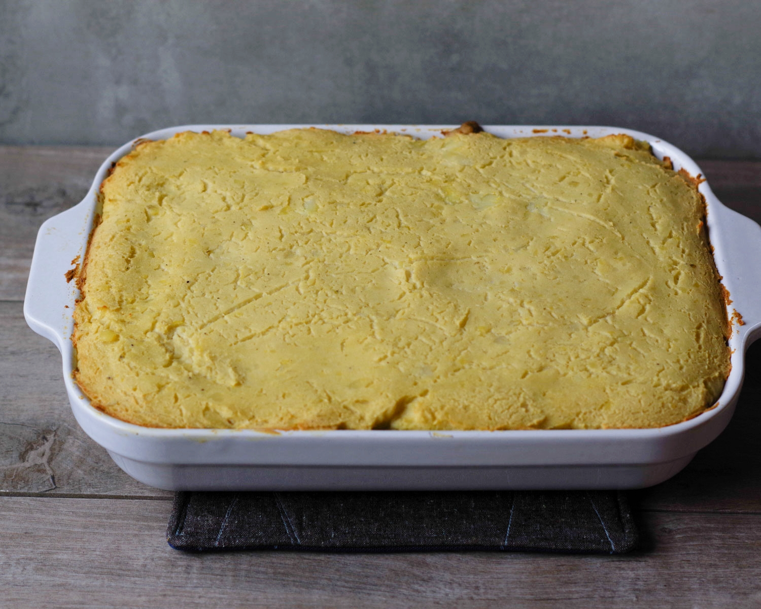 Shepherdless Pie for the Ultimate Vegan Thanksgiving