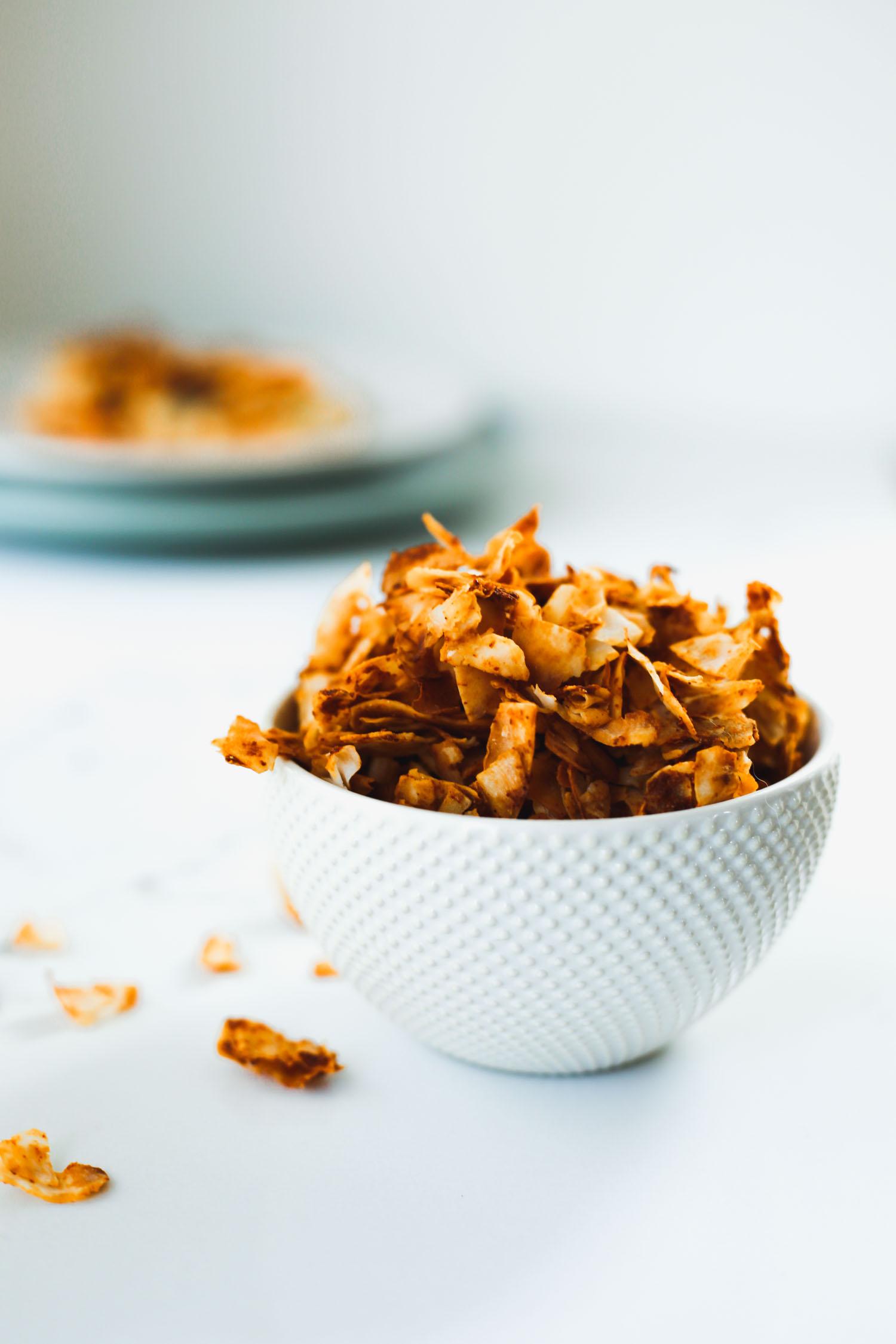 4-Ingredient Coconut Bakin   A Quick & Easy, Delicious Alternative to Bacon