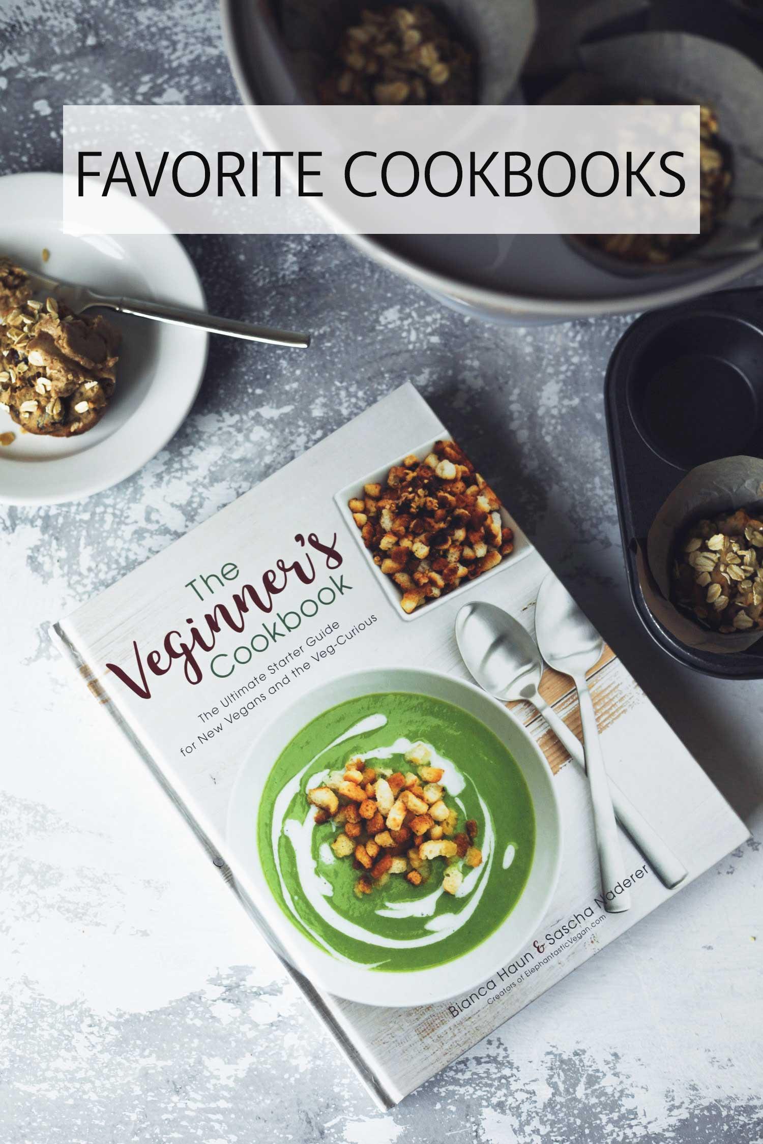 Kari's Favorite Cookbooks