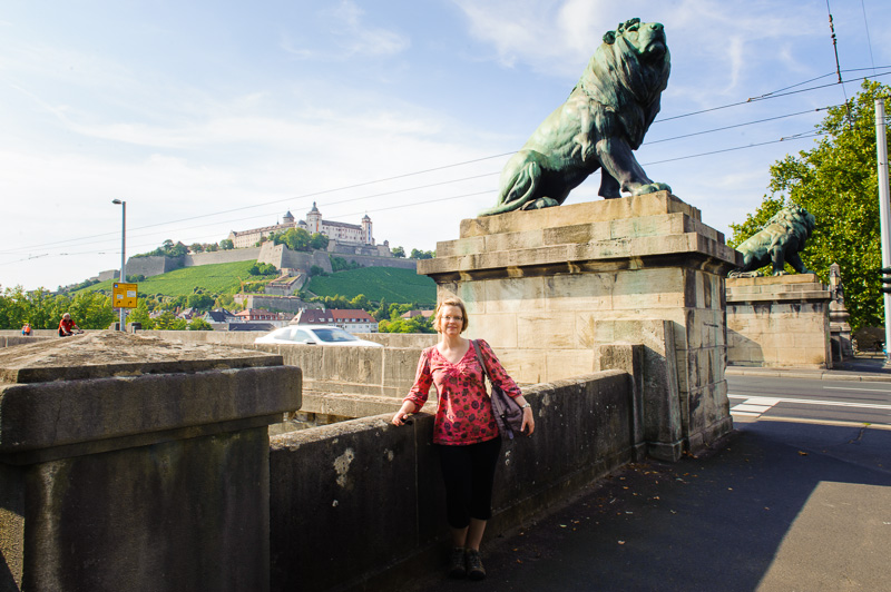 Barb in Wurzburg, Germany