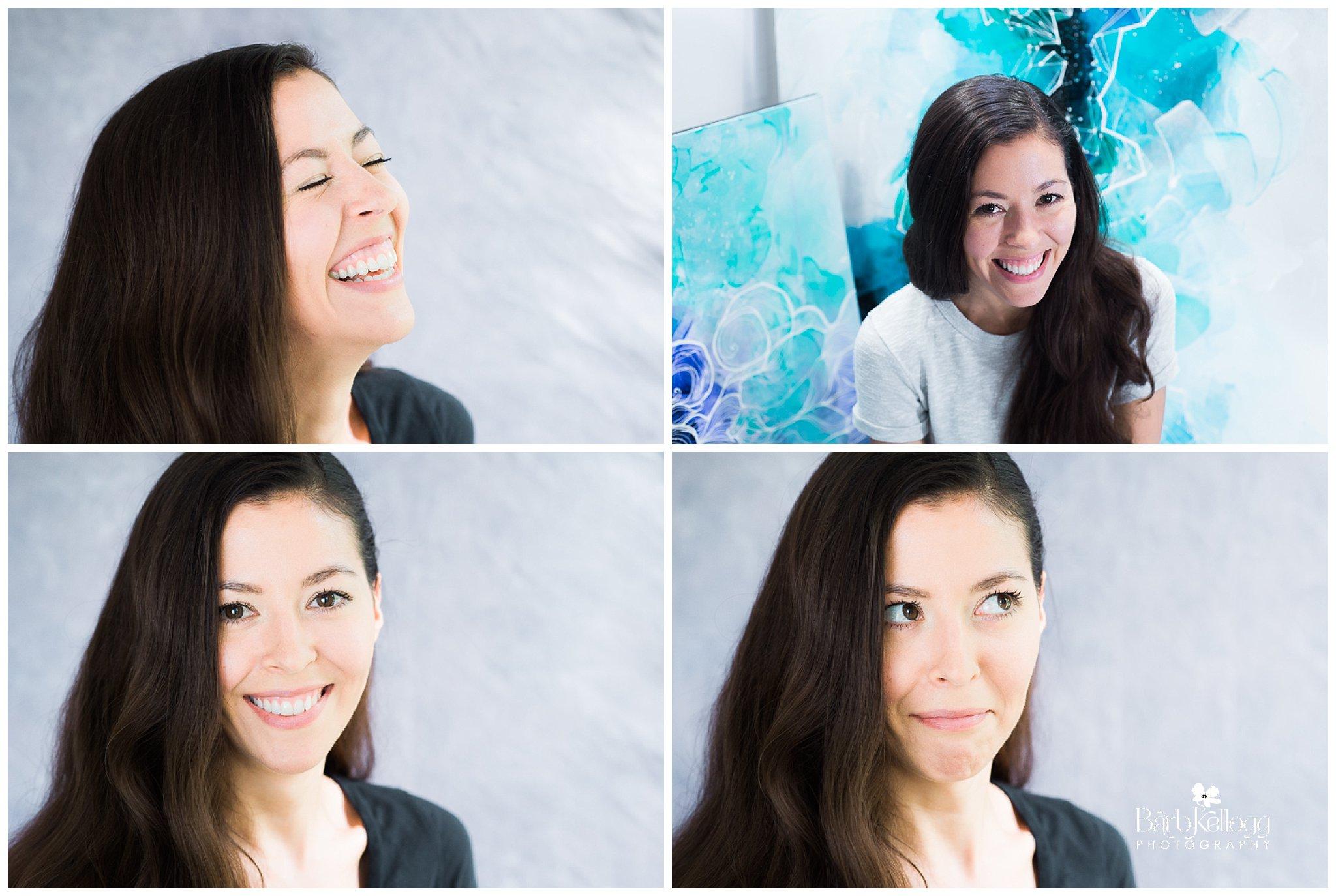Artist Headshot Portraits