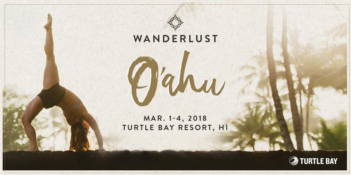 Wanderlust Oahu Yoga True North Haven yoga and wellness studio partner