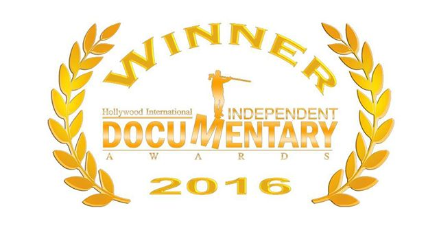 So pawroud of our first festival win at the Hollywood International Independent Documentary Awards!  #documentary #film #festival #winner #movie #dogs #dogumentary