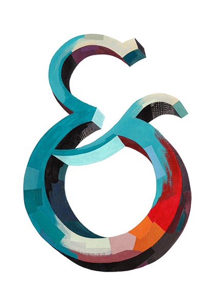 007. Ampersand by DarrenBooth