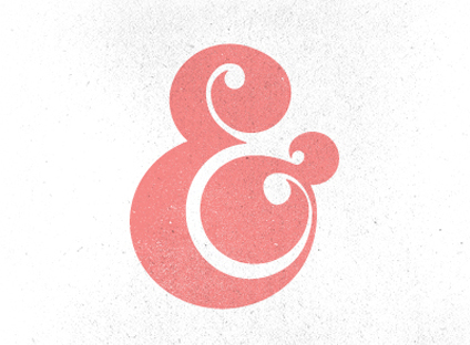 016. Ampersand by  Nick Slater