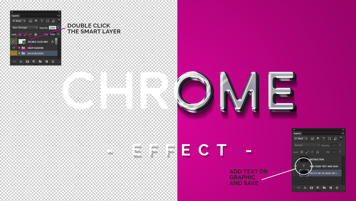 Chrome instructions
