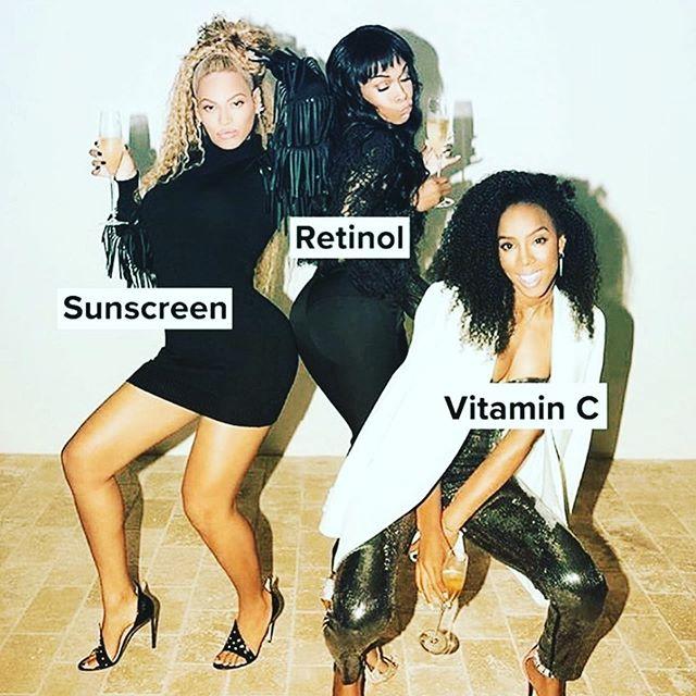 The dream team 🍊☀️💥 #10%vitc#brightalive#retinolskinbrightener#spf#zoskinhealth #mayamedispa #wyoming #skinspa #SkinHealth #GlowingSkin #everydayskincare