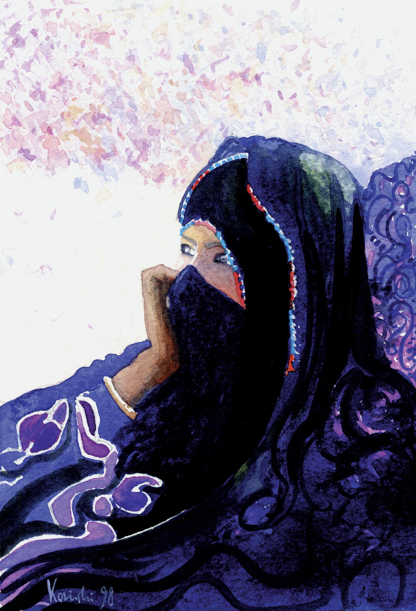 Bedouin in Sinai