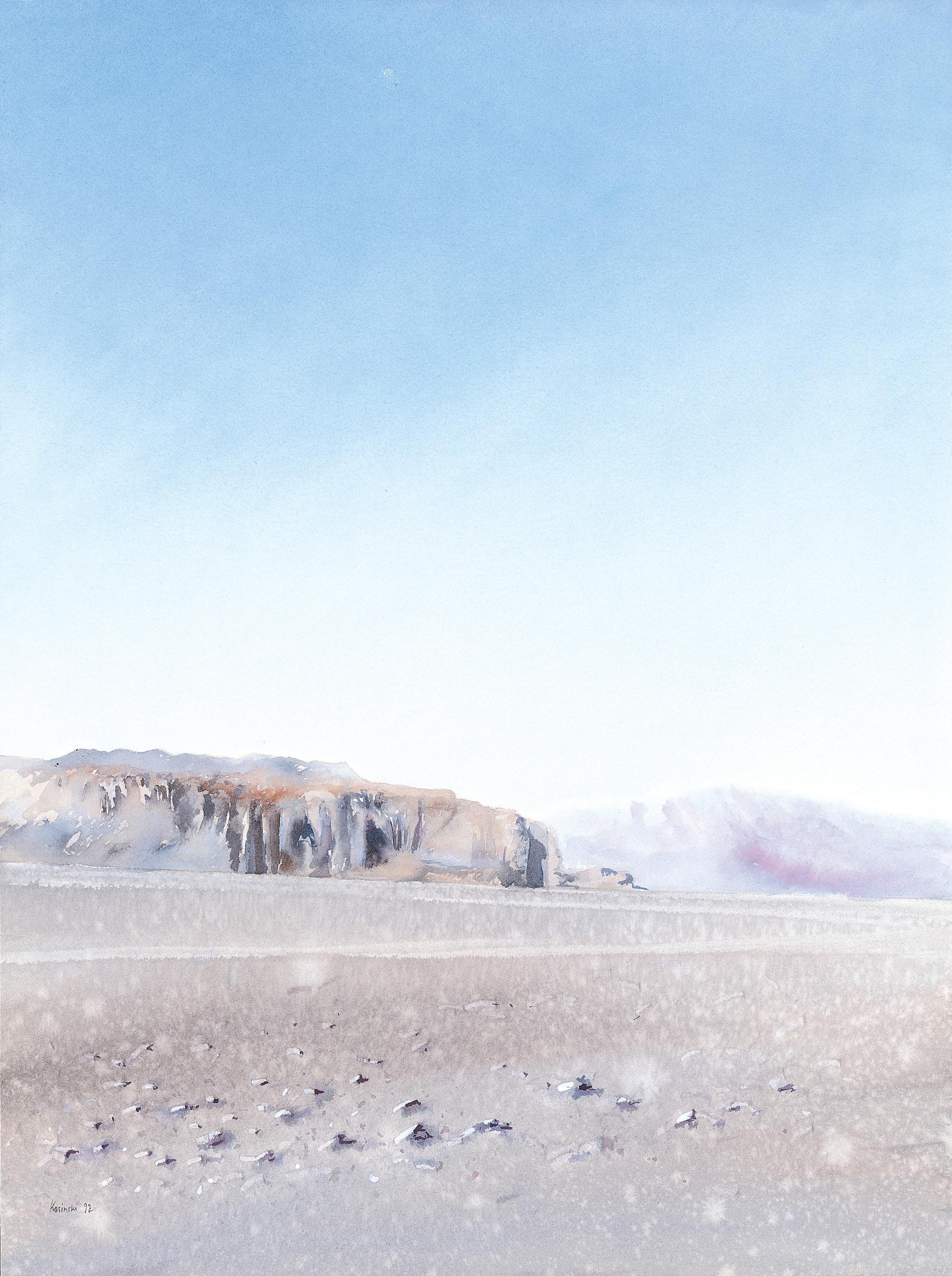 Solomon's Pillars, Timna Valley