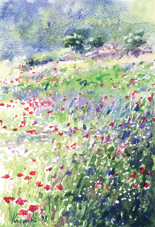Spring in Judea