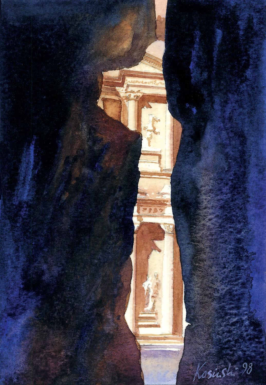 Treasury of Pharaoh, Petra
