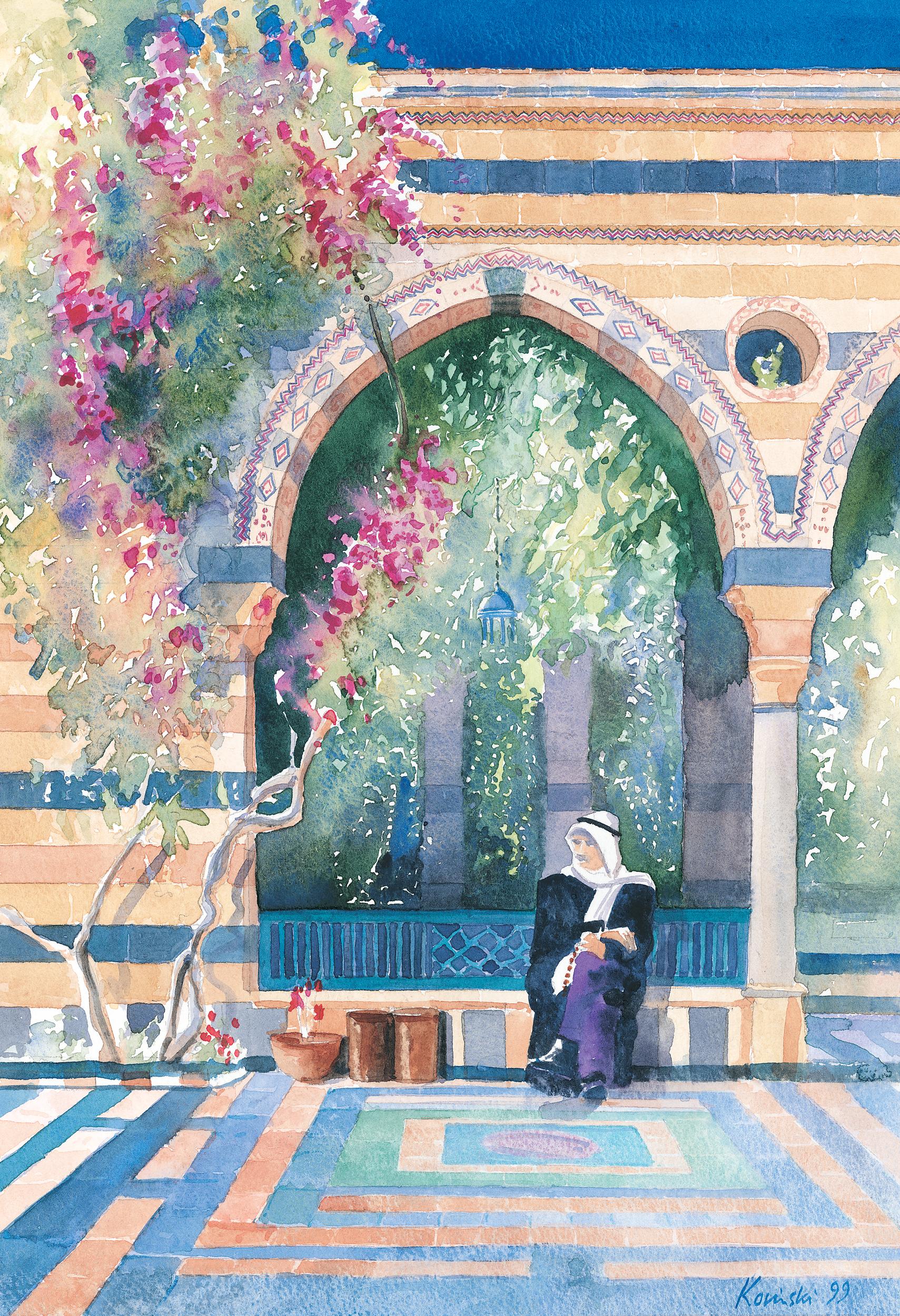 Azm Palace, Damascus