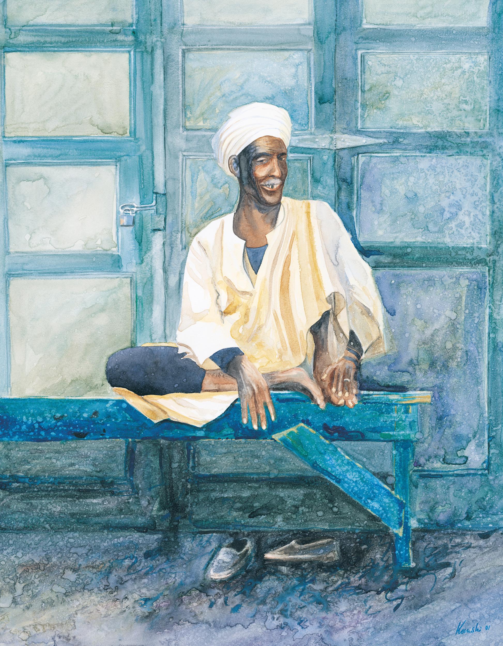 Aswan Man