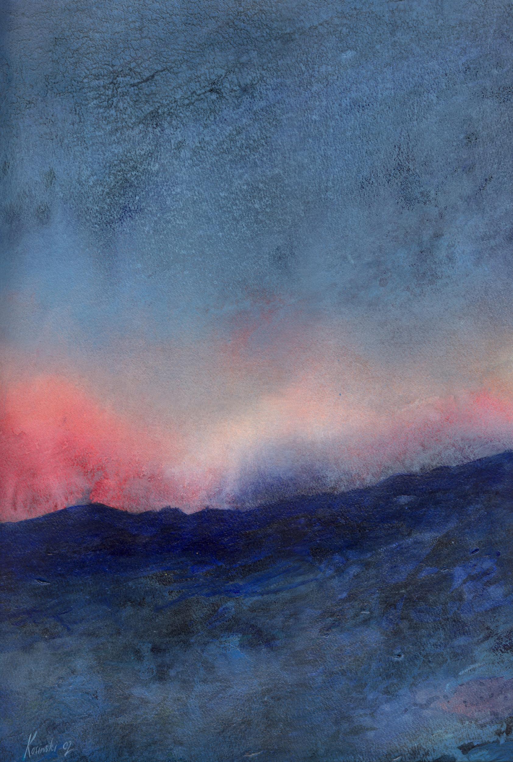 Sunset, Santa Fe, NM