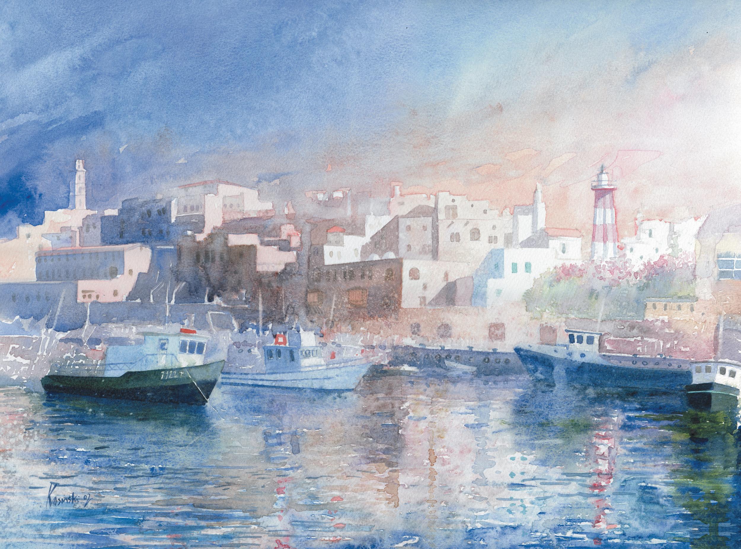 Port of Jaffa