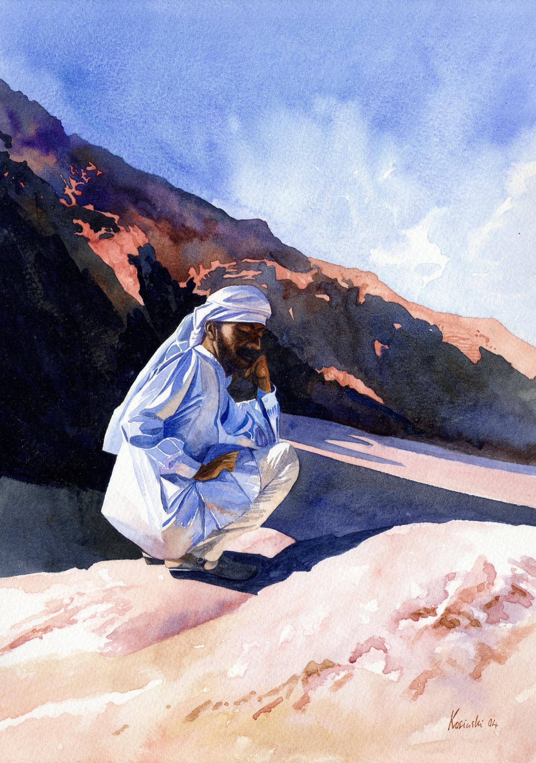 Bedouin Guide, Sinai