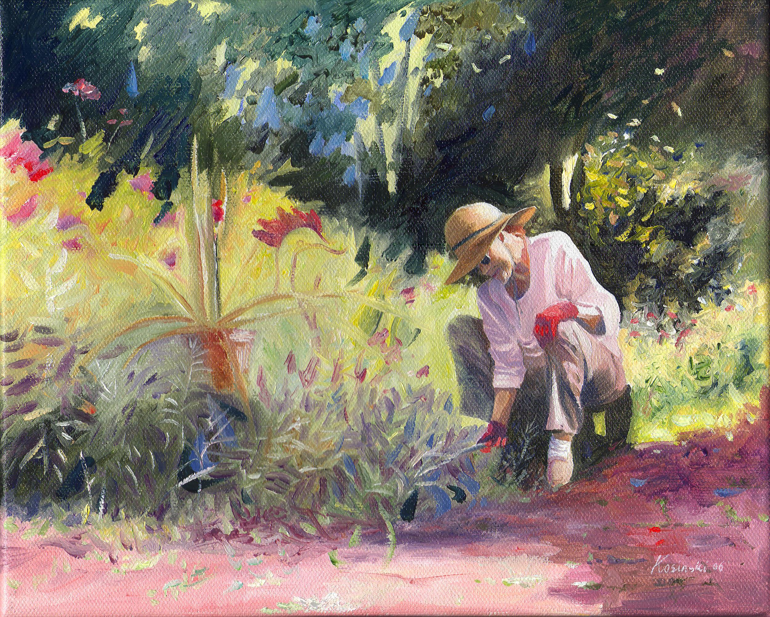 Marjorie, Grassy Creek