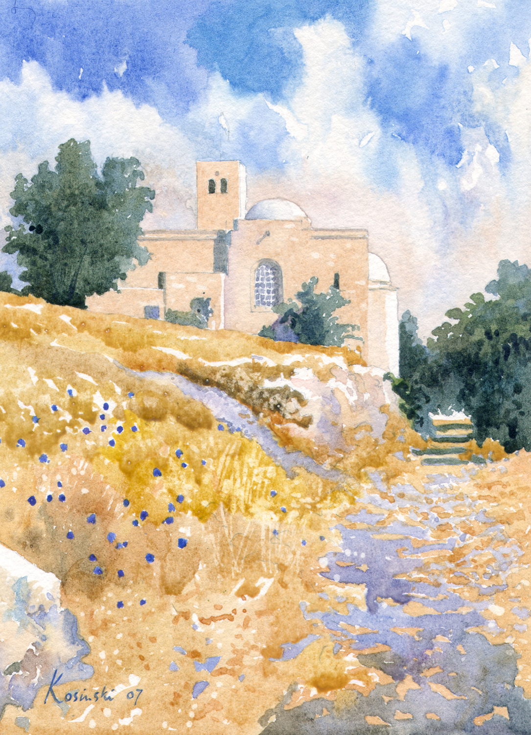 St. Andrew's Church, Jerusalem