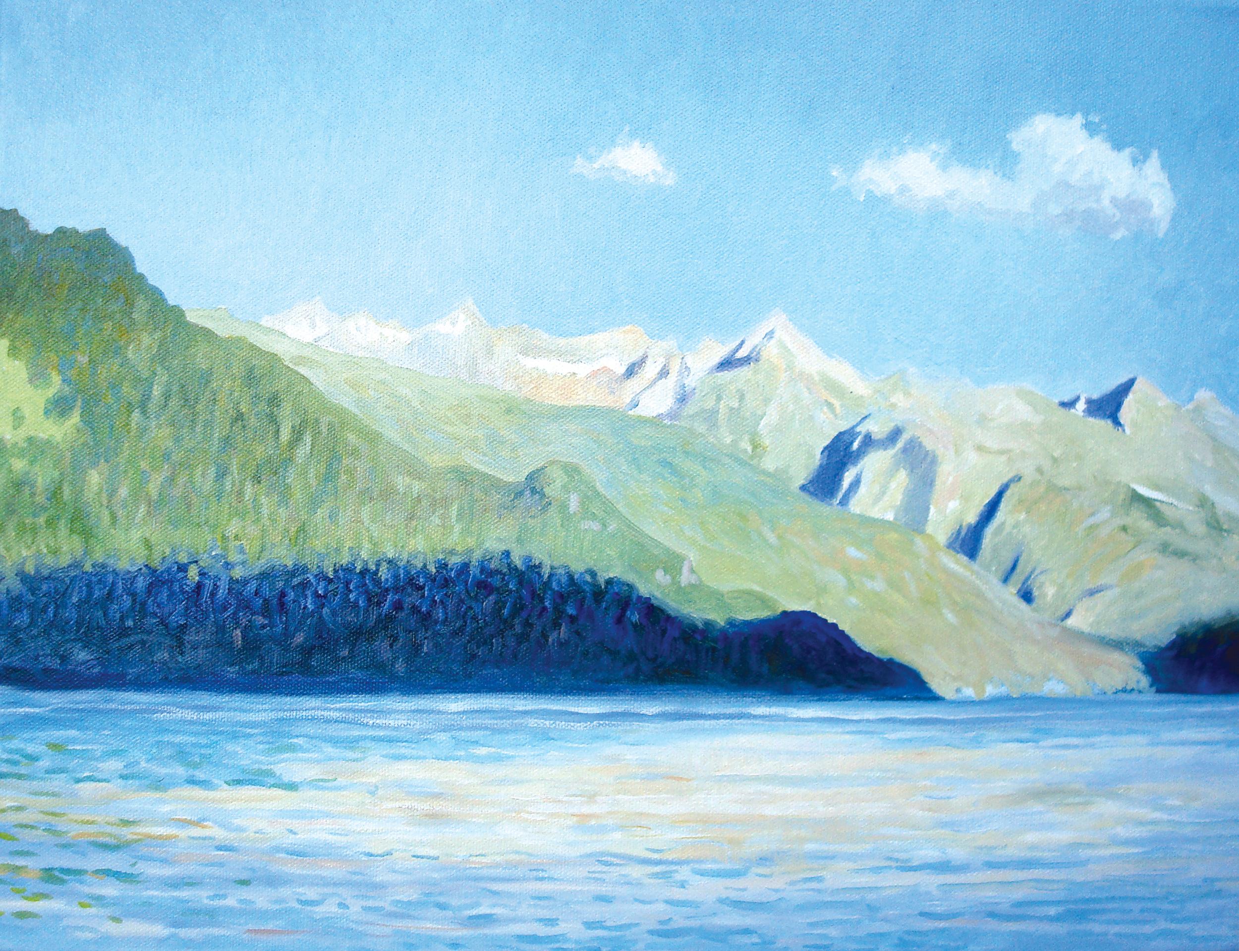 Lake Kootenay, BC