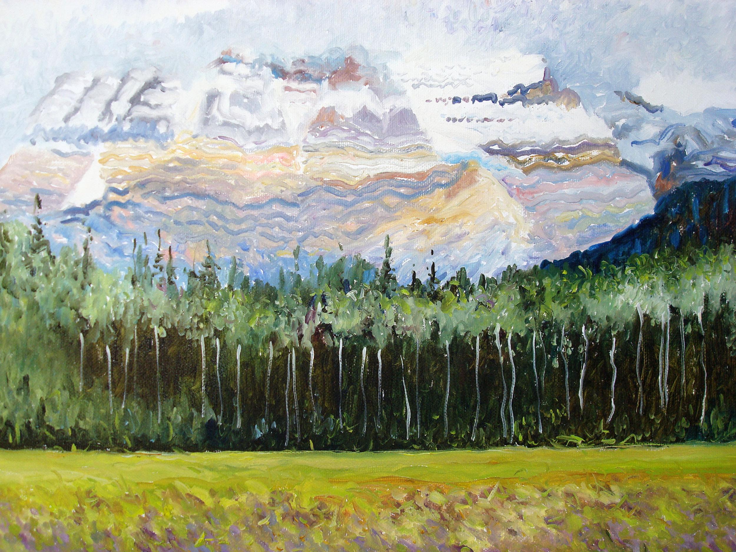 Mount Robson, BC