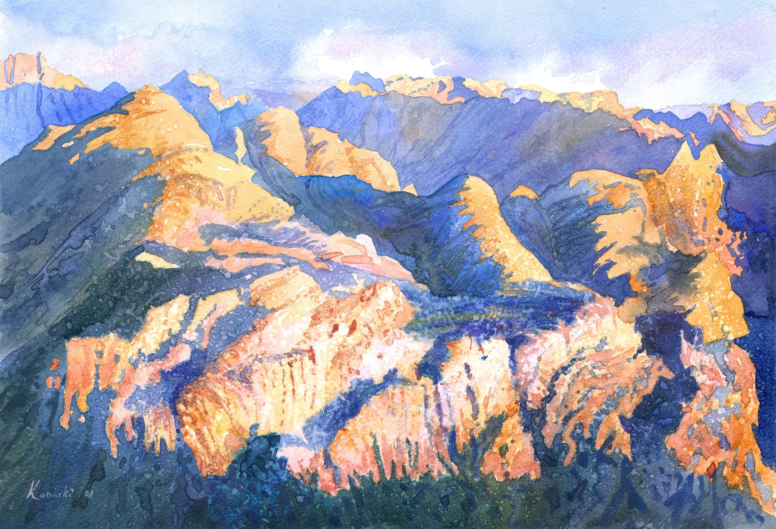 Highlands of Sinai