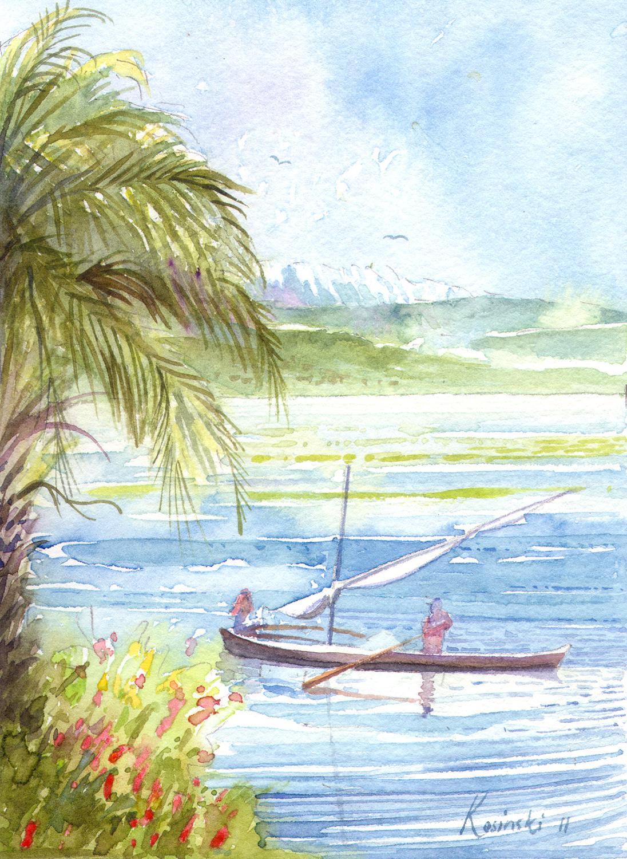 Fishermen, Galilee