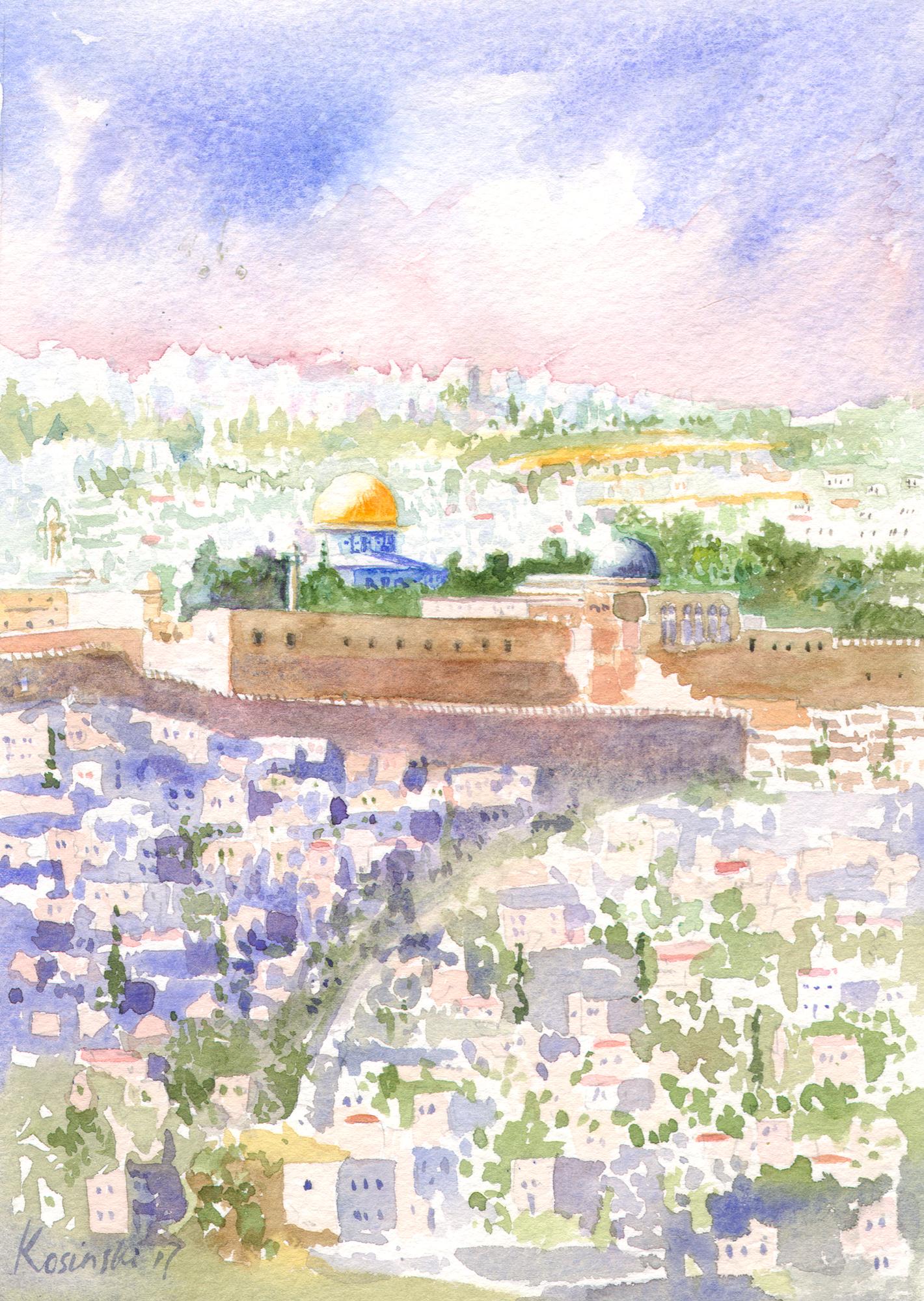 Jerusalem (sold)