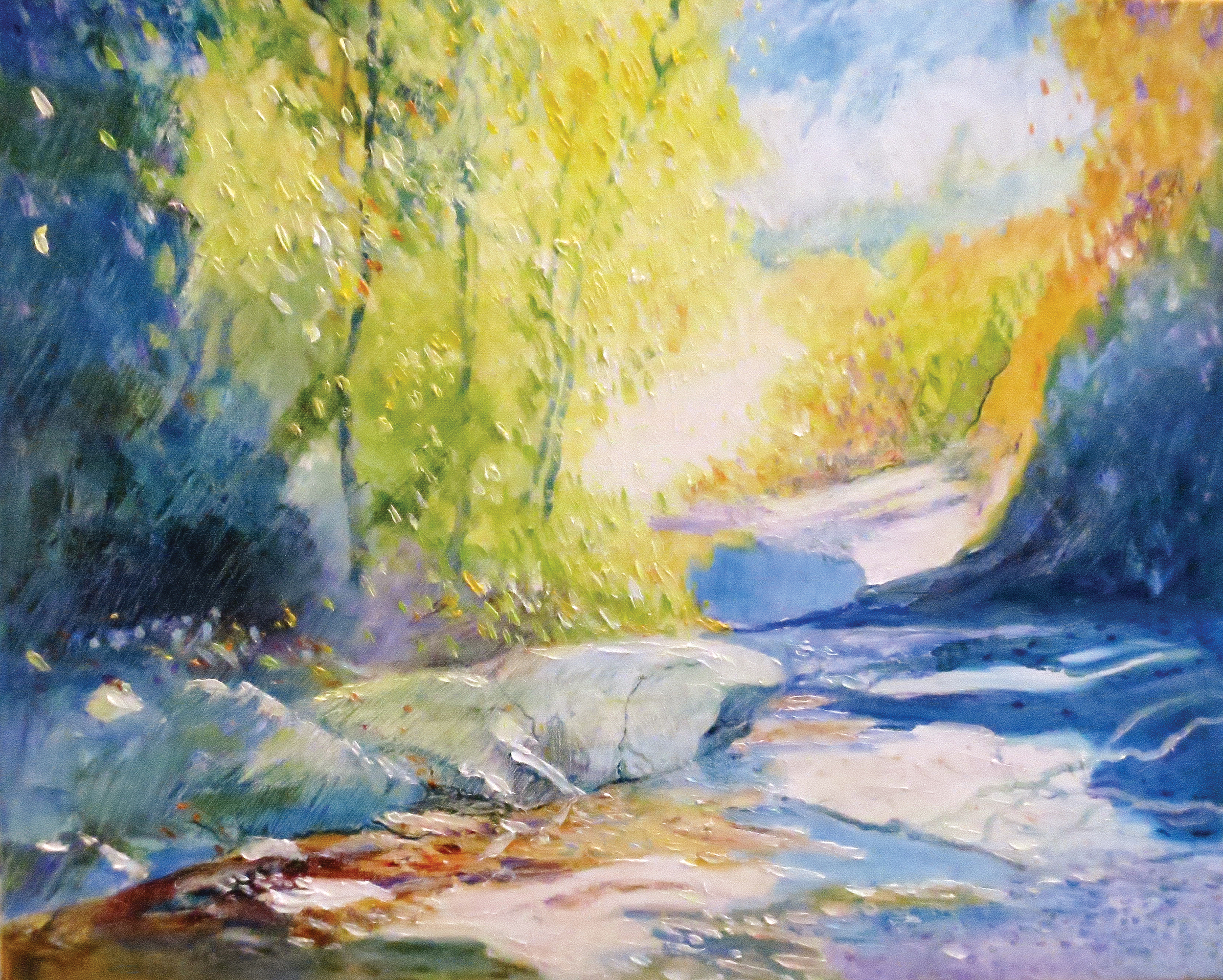 Wilson Creek, Grayson Highlands, VA (sold)