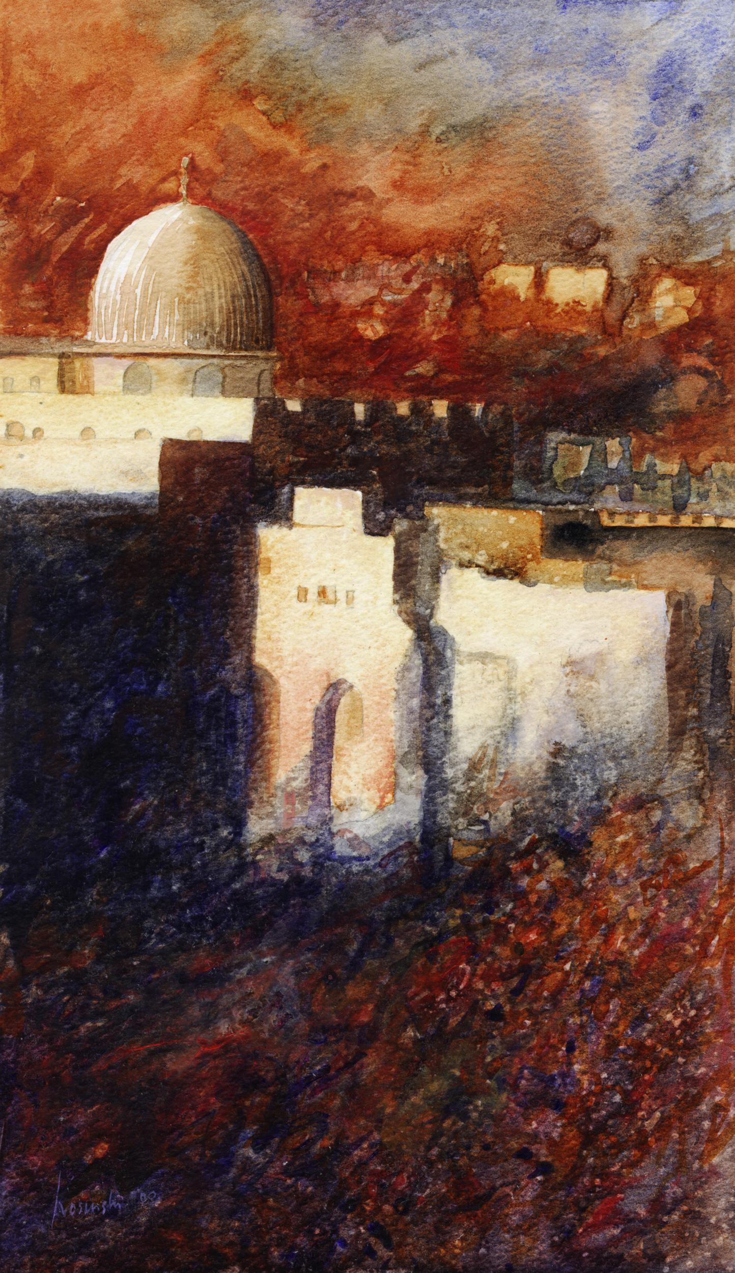 Jerusalem, al-Aqsa