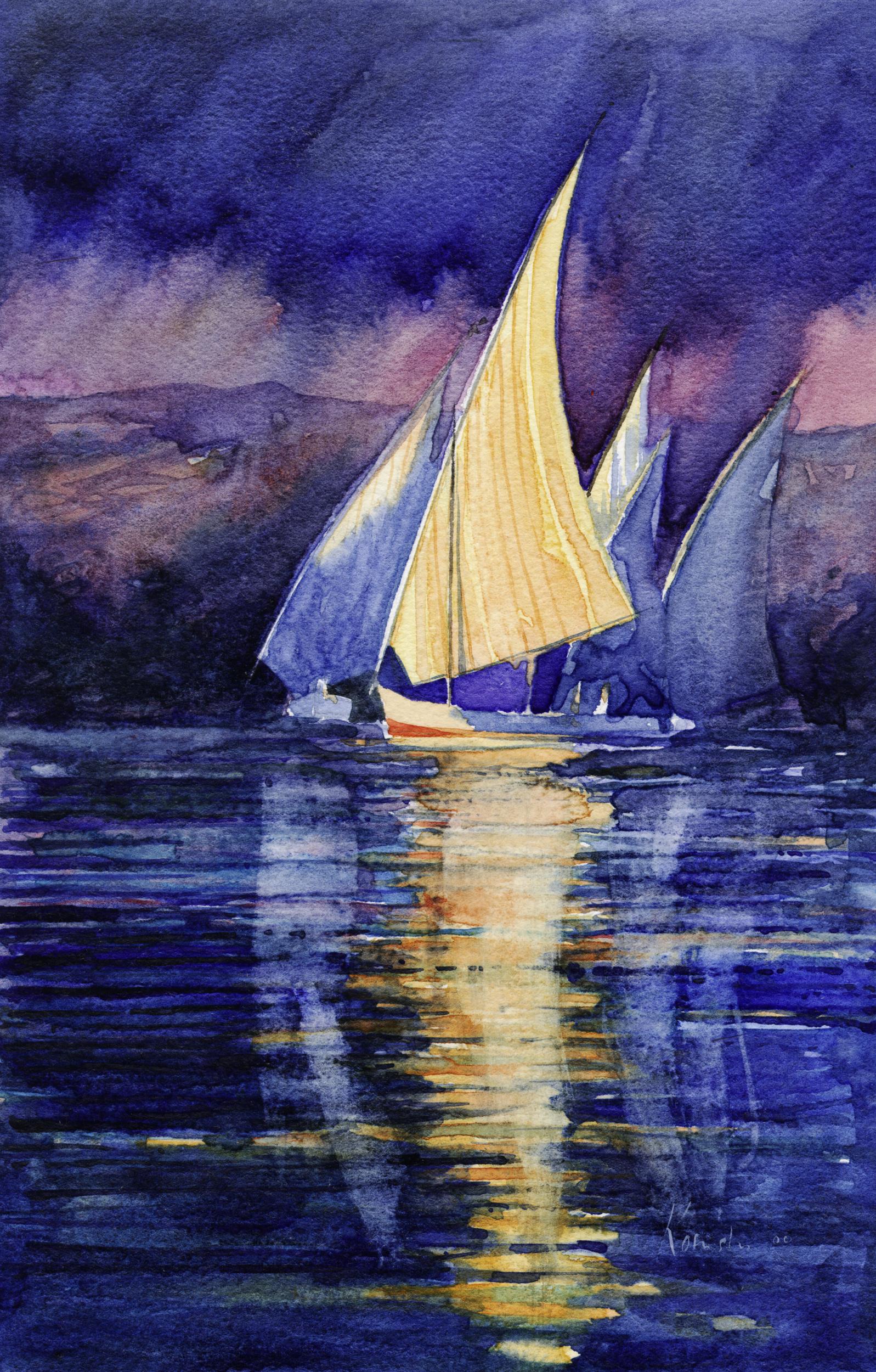 Felucha on the Nile
