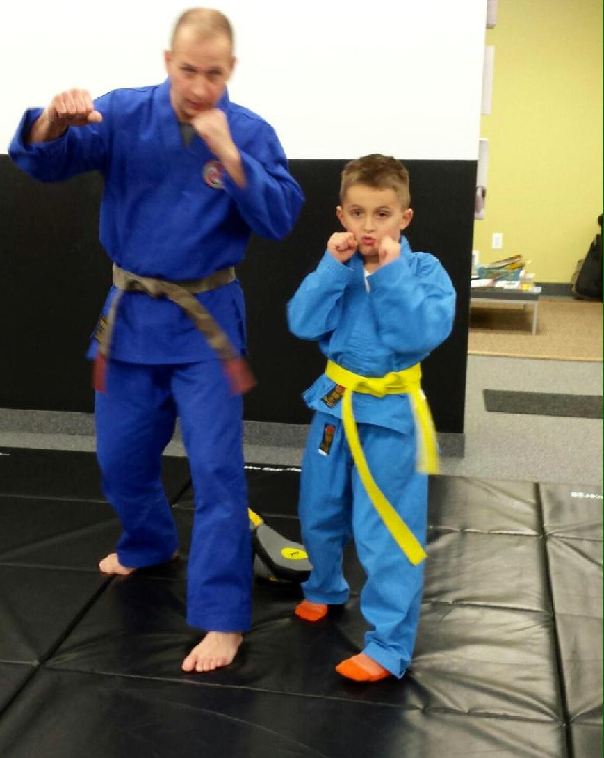 Wojtas orange belt test Zach and Dave.jpg