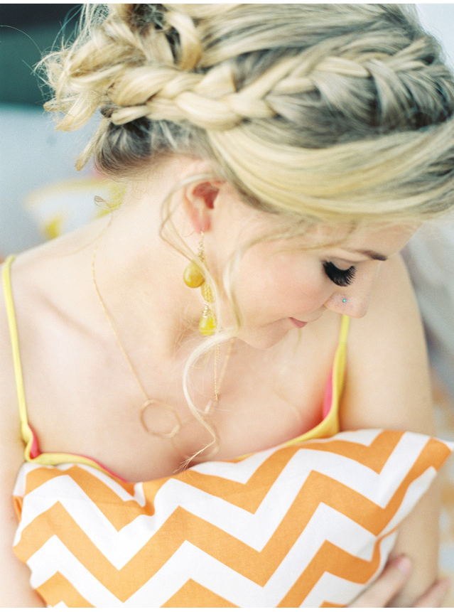 Pacific Weddings Magazine  //  Style Me Pretty  //  Photo by Wendy Laurel