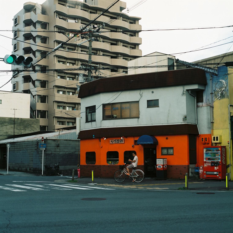 MOB Glass, Kawaramachi-dori, Shimogyo-ku, Kyoto, Japan, 2012
