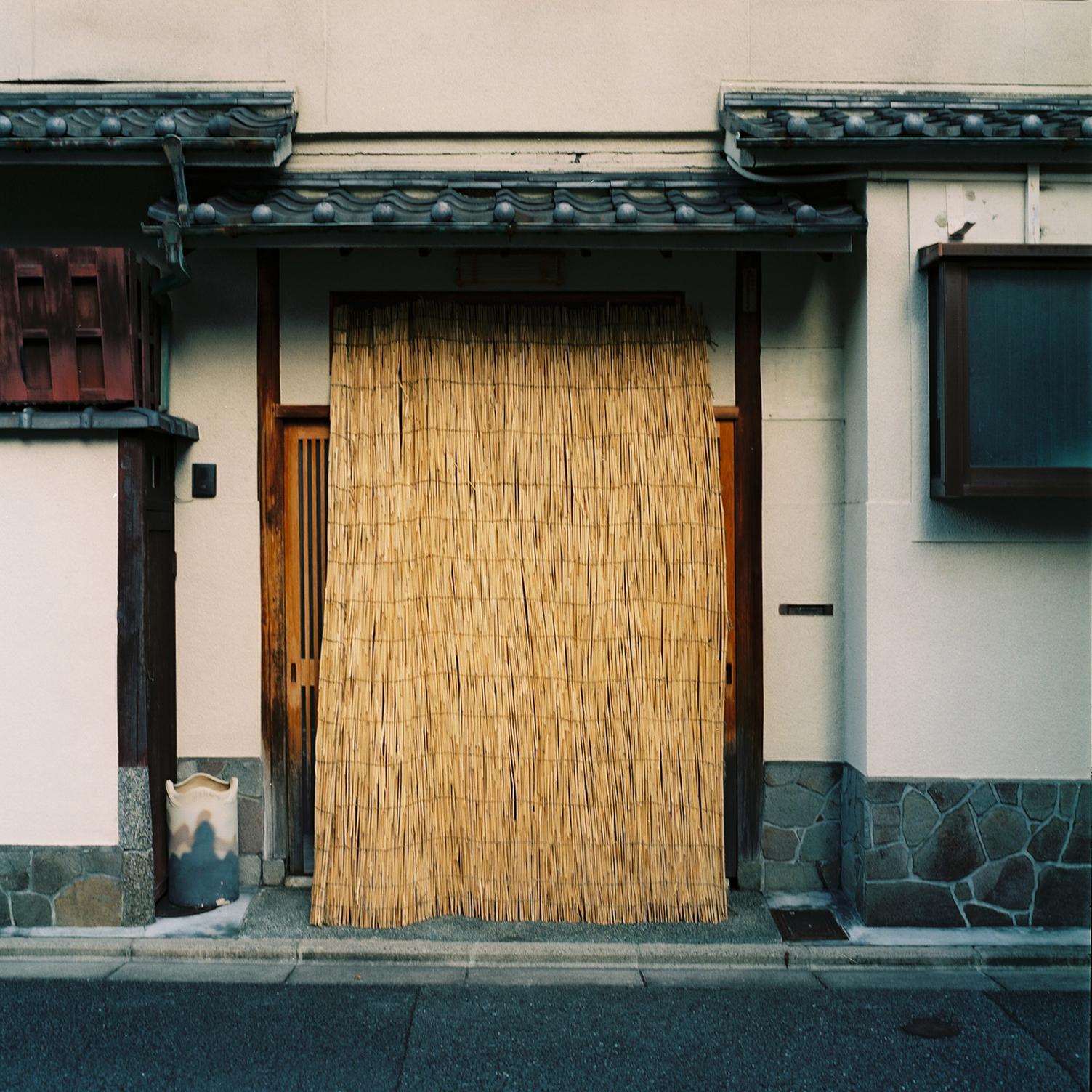 House near Bukko-ji, Shimogyo-ku, Kyoto, Japan, 2012