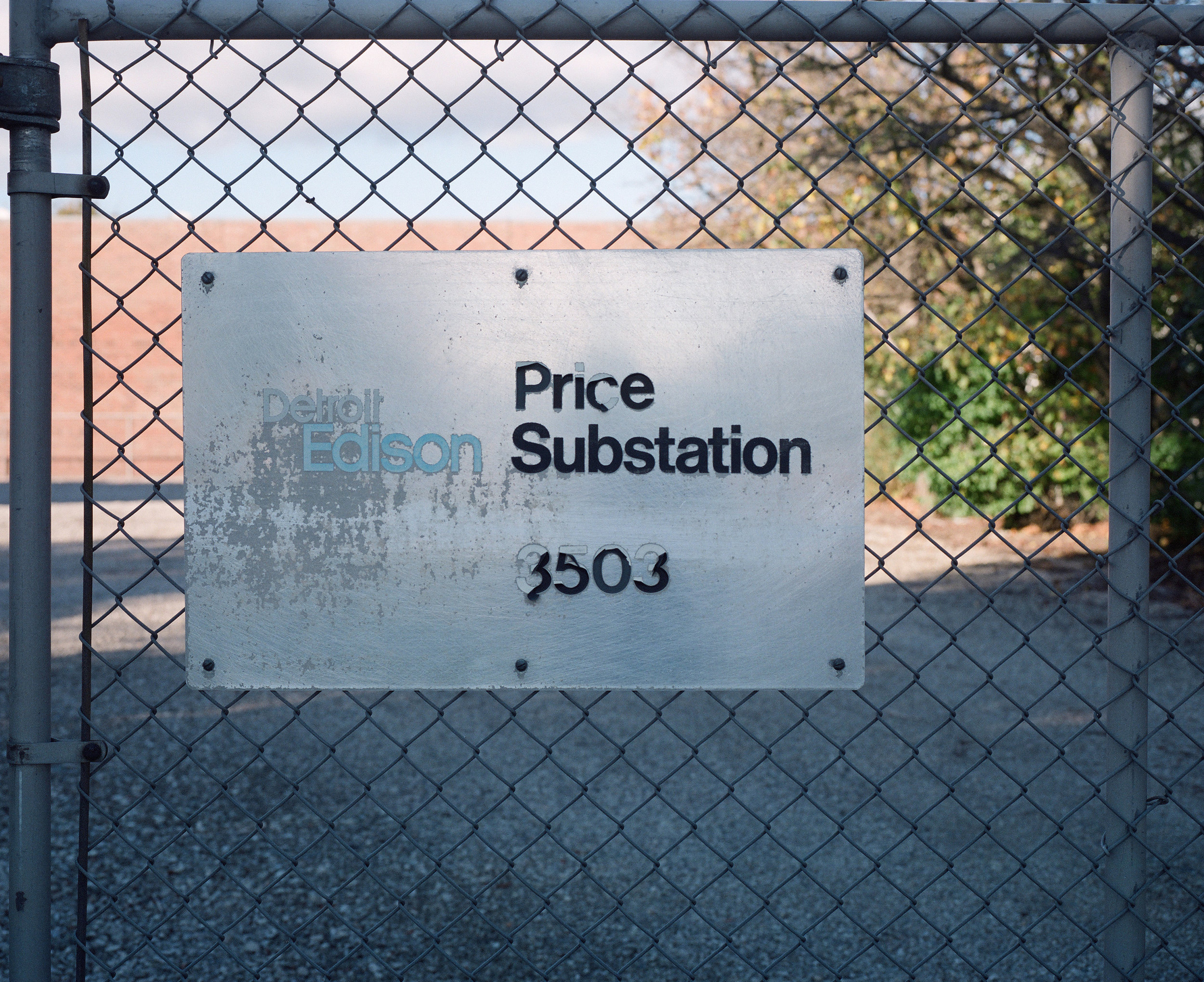 Detroit Edison, Price Substation, Ann Arbor, MI, October 2016