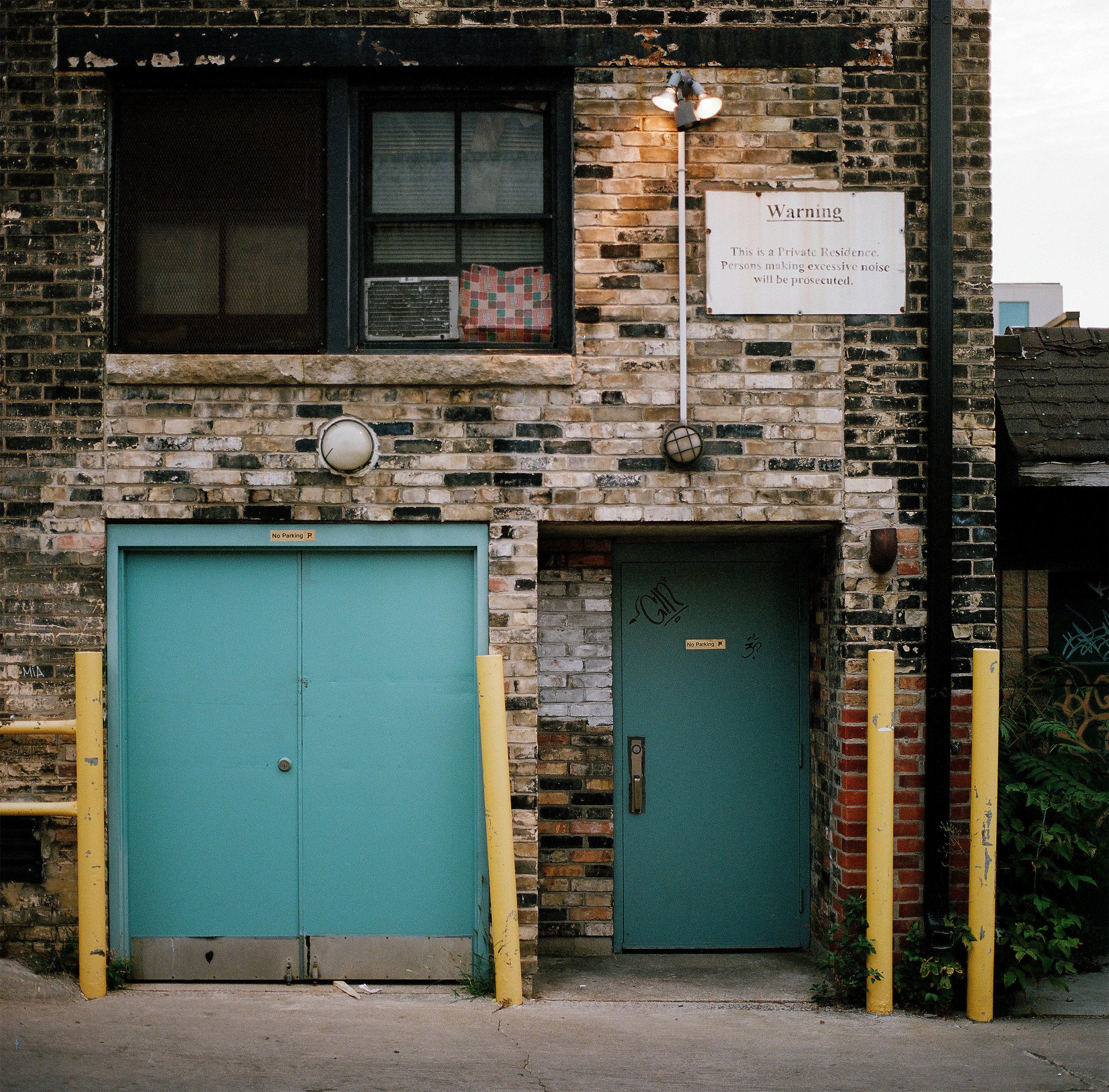 Grange Place, Toronto, Ontario, 2015