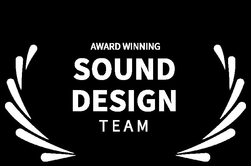 AWARD WINNING - SOUND DESIGN RFE RFENTERTAINMENT