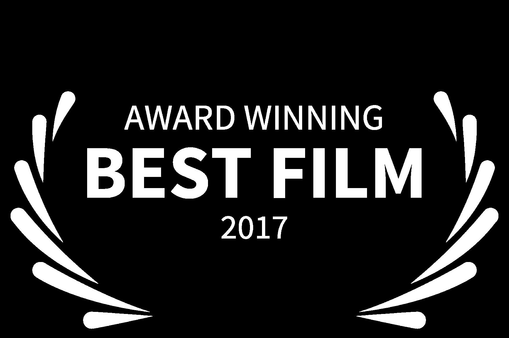AWARD WINNING - BEST FILM - 2017.png