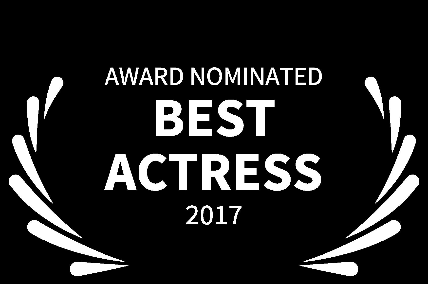 AWARD NOMINATED - BEST ACTRESS - 2017.png