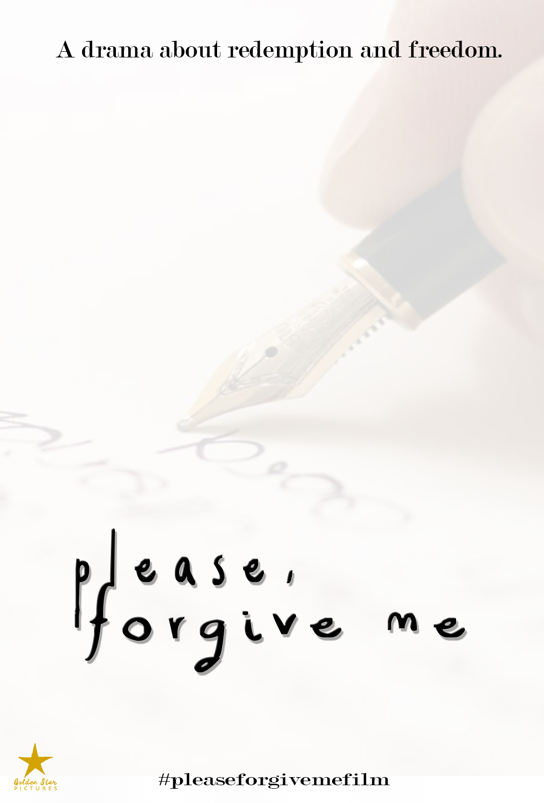 PLEASE, FORGIVE ME OFFICIAL MOVIE TEASER POSTER RNF RFENTERTAINMENT