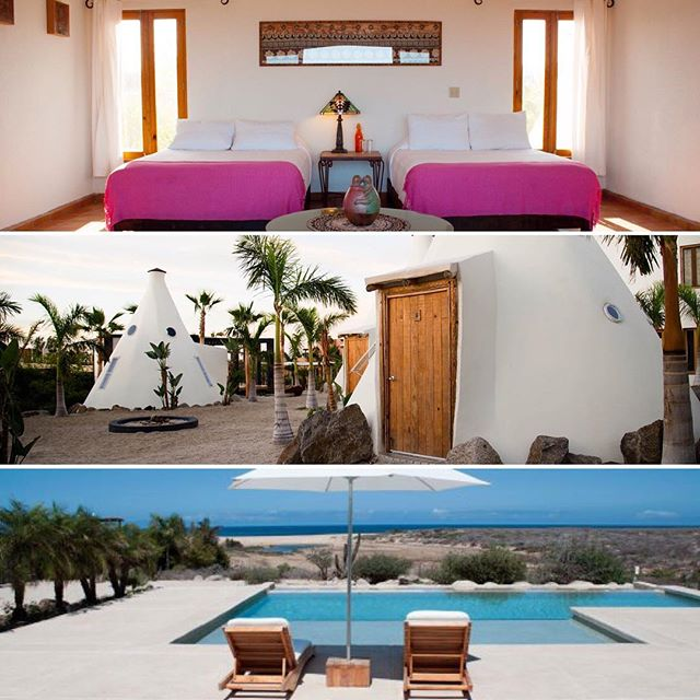 Who's coming with us??? Escape winter with us feb 15-21st 2018 to a place where the dessert and ocean meet. We'll be staying at this gorgeous boutique hotel in Todos Santos, Mexico. I know you want to come and I want you to come too!!!! 🐠🐠🐠🐠🐠🐠🌵 . Prices (starting at $1,650 CAD), include daily Ashtanga classes + workshops 🤸‍♀️🤸🏻‍♂️ (all levels welcome), accommodations, and amazing vegan meals. Come relax, unwind and refuel! 🌴🌴🌴 . We have a few of spots left. PM me for full details. . #yogaretreat2018 #bajamexico #pachamama #yogatrip #yogaholiday #ashtangaretreat #ashtangayoga #mysoreretreat #mysore #ashtanga #yogagirl #yogateacher #mexicoyoga