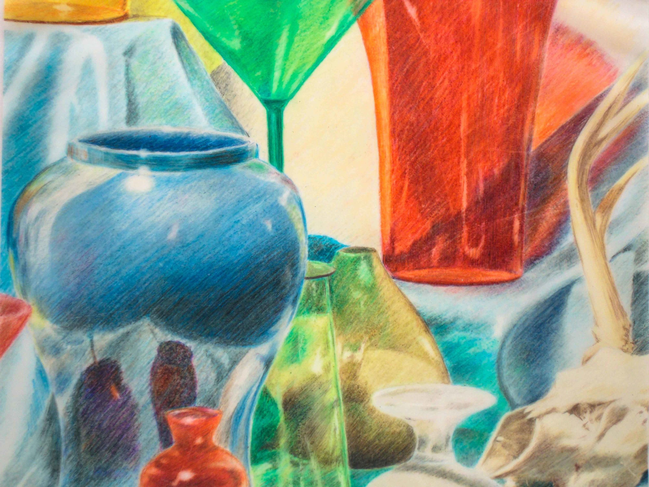 Color Still Life - Kipp T. Jarden