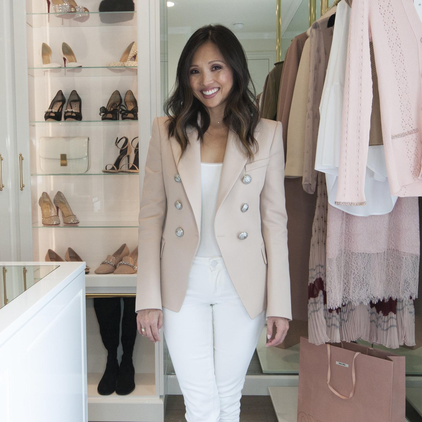 "Breakout Speaker    Lisa Adams  CEO of LA Closet Design  ""Style & Streamline Your Life"""