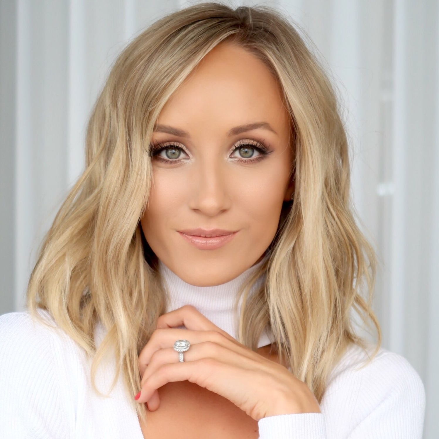 """Panelist    Nastia Liukin  Olympian and Grander Sports Founder  """"Becoming An Entrepreneur: How To Build A Business"""