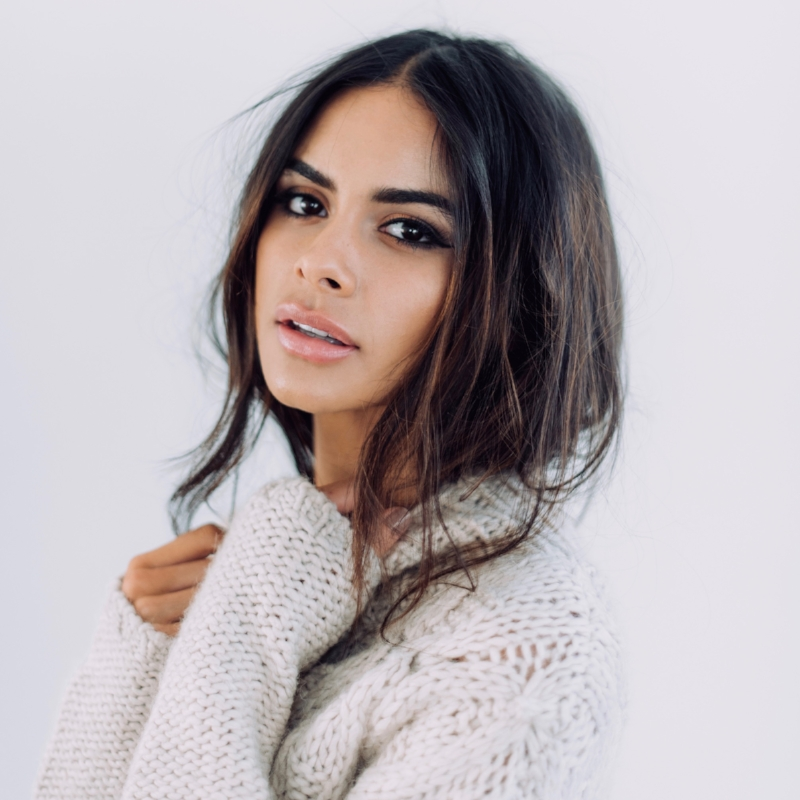 """Panelist    Sophia Miacova  Model and Activist  """"Changing The World: Empower Your Community For The Better"""""""