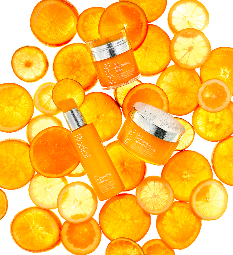 Rodial's new  Vit-C collection