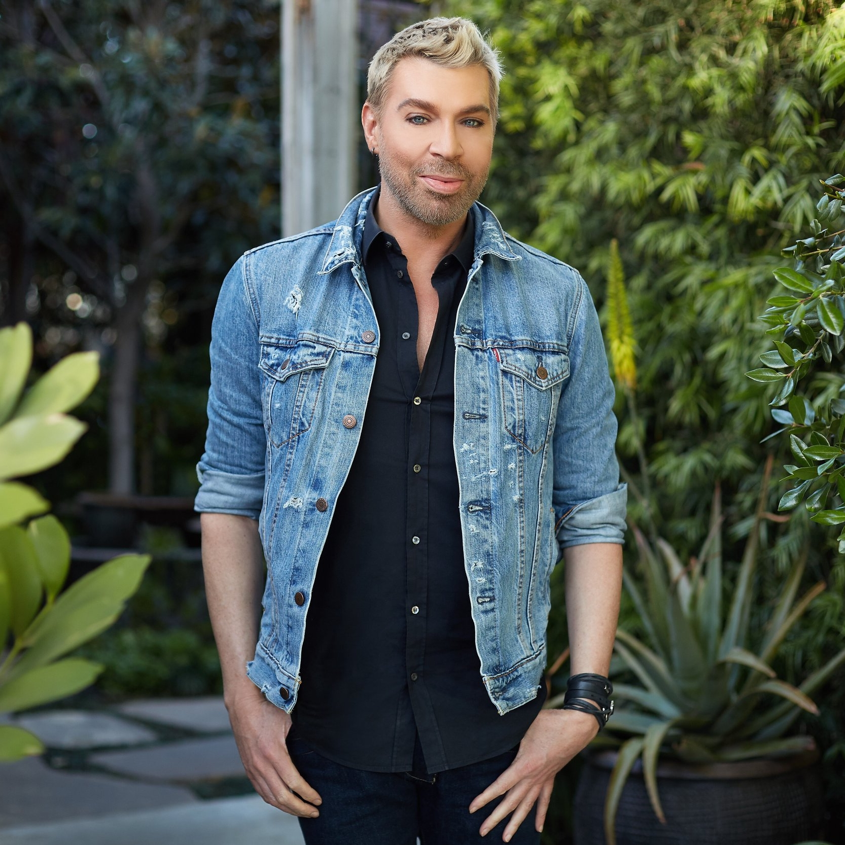 """Panelist    Chaz Dean  Founder, WEN Hair & Body Care  """"So You Want To Be A Stylist?"""""""